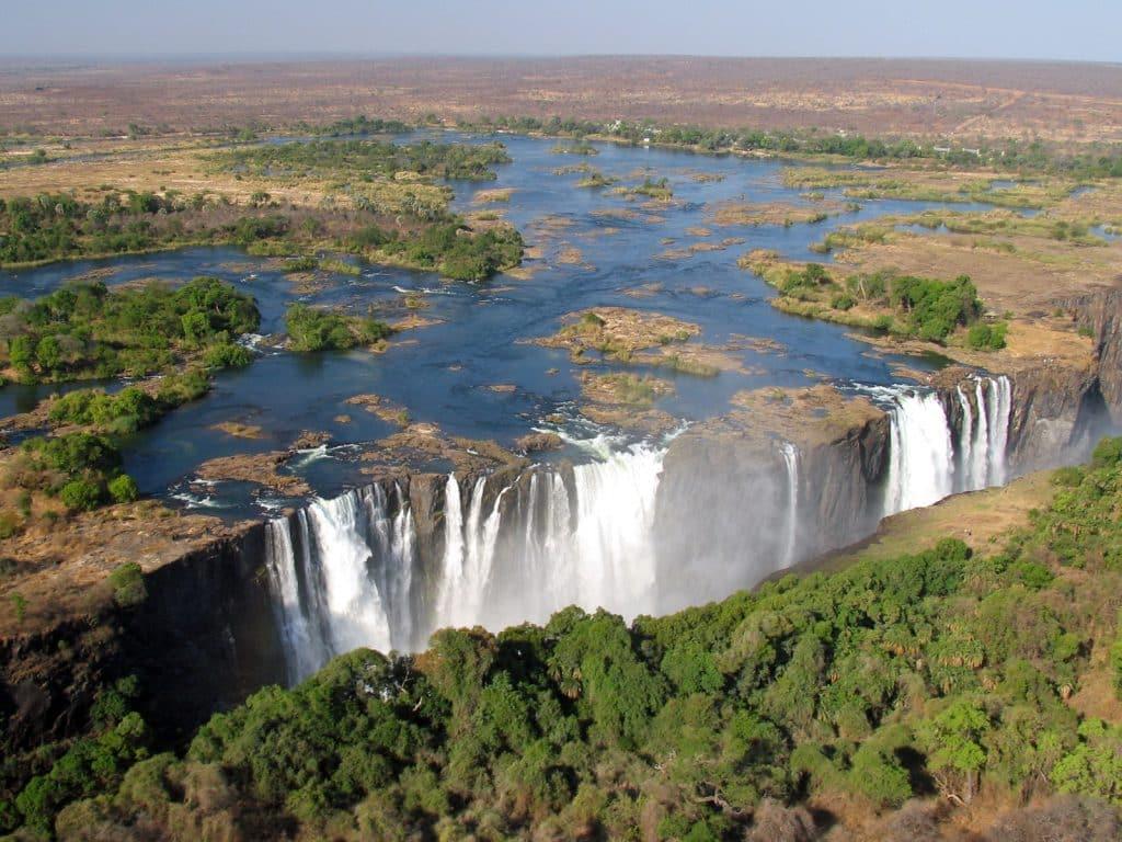 Victorias Falls
